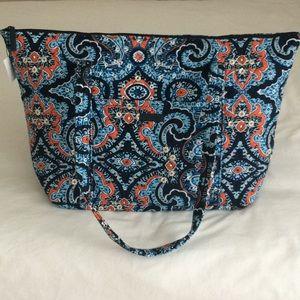 Vera Bradley Miller Travel Bag in Marrakesh